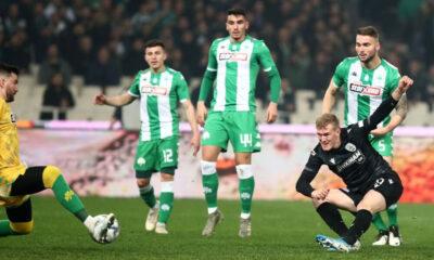 Παναθηναϊκός - ΠΑΟΚ 0-1: Γκολ και φάσεις (video) 22