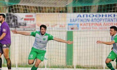 Κύπελλο Ηλείας: Στα ημιτελικά ο ΠΑΟ Βάρδας, 2-0 τον Πανηλειακό 13