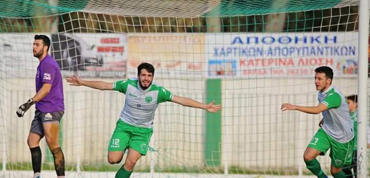 Κύπελλο Ηλείας: Στα ημιτελικά ο ΠΑΟ Βάρδας, 2-0 τον Πανηλειακό