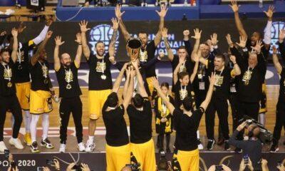 Προμηθέας - ΑΕΚ 57-61: Κυπελλούχος Ελλάδας για πέμπτη φορά η Ένωση 10