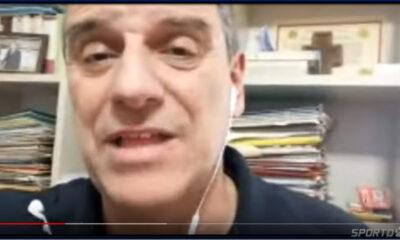 Ο Σωτήρης Γεωργούντζος για Αραούχο, Αγιά Σοφιά, PAOK TV (video) 9