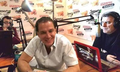 Ο Γιώργος Πρασσάς στο Sportstonoto Radio