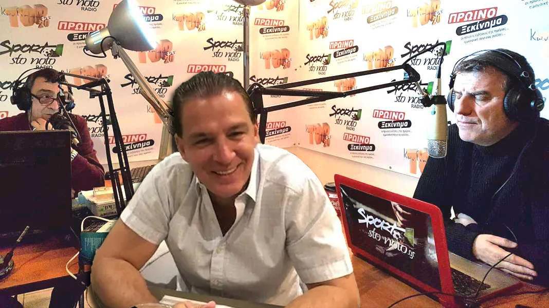 Mε Αυγενάκη ο Πρασσάς, αναμένει που θα παίξει η Καλαμάτα, Σάββατο σε Sportstonoto Radio!