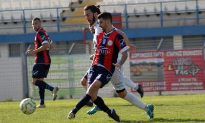 Τρίκαλα, Football League