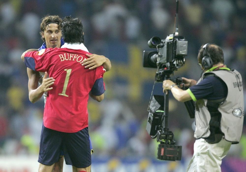 Πέρασαν 16 χρόνια από το τελευταίο, και μόνο, γκολ του Ζλάταν στον Μπουφόν!