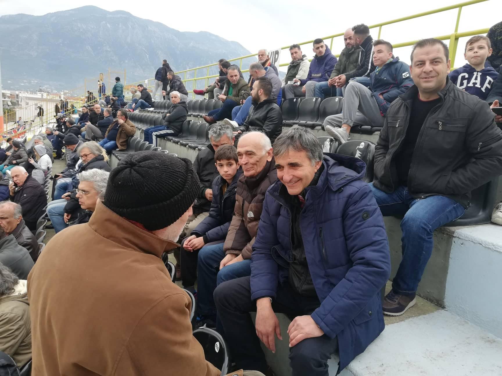 Παρακάμερα Sportstonoto.gr: Ικανοποίηση το φινάλε στην Παραλία (video)