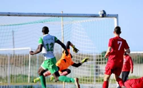 """Βάρδα – Τσιλιβή 1-0: Νίκη για τους """"πράσινους"""" με τη σφραγίδα Τσίρκοβιτς"""