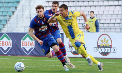 Βόλος-Αστέρας Τρίπολης 0-1: Ο Ντέλετιτς τον στέλνει εξάδα 16