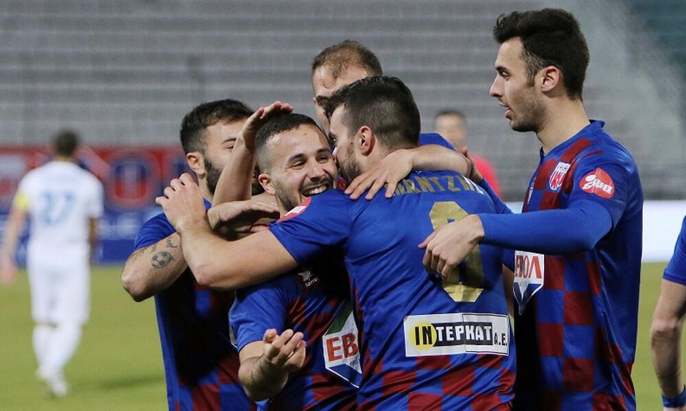 Βόλος-Λαμία 1-0: Mεγάλη νίκη για τους «Θεσσαλούς»! (+video)