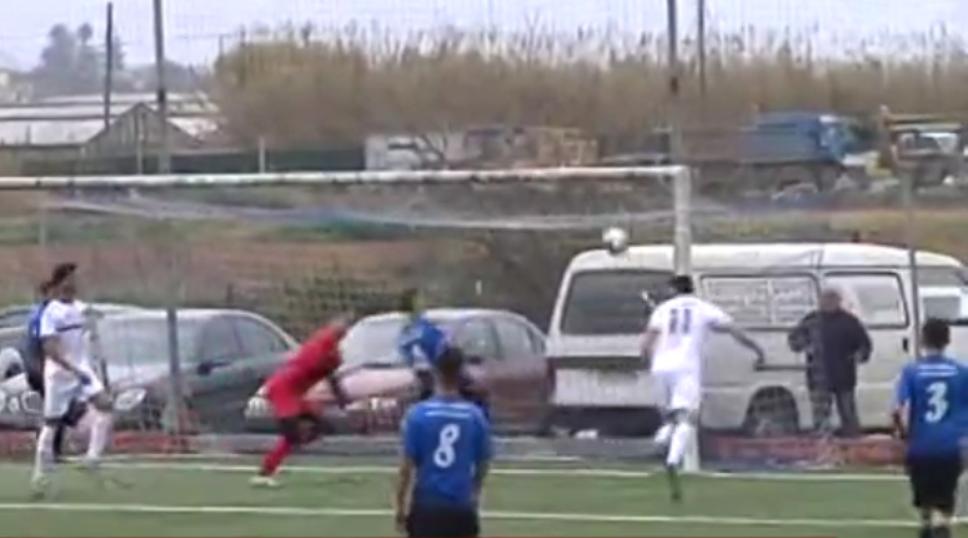 Φοβερός Μουζάκης (2 γκολ +1 άκυρο + πέναλτι δεν του δόθηκε), 3-1 Νέοι Καλαμάτας – Ασπρόπυργος!