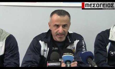 Η συνέντευξη Τύπου μετά το Διαβολίτσι - Μεθώνη 2-1 (video) 8