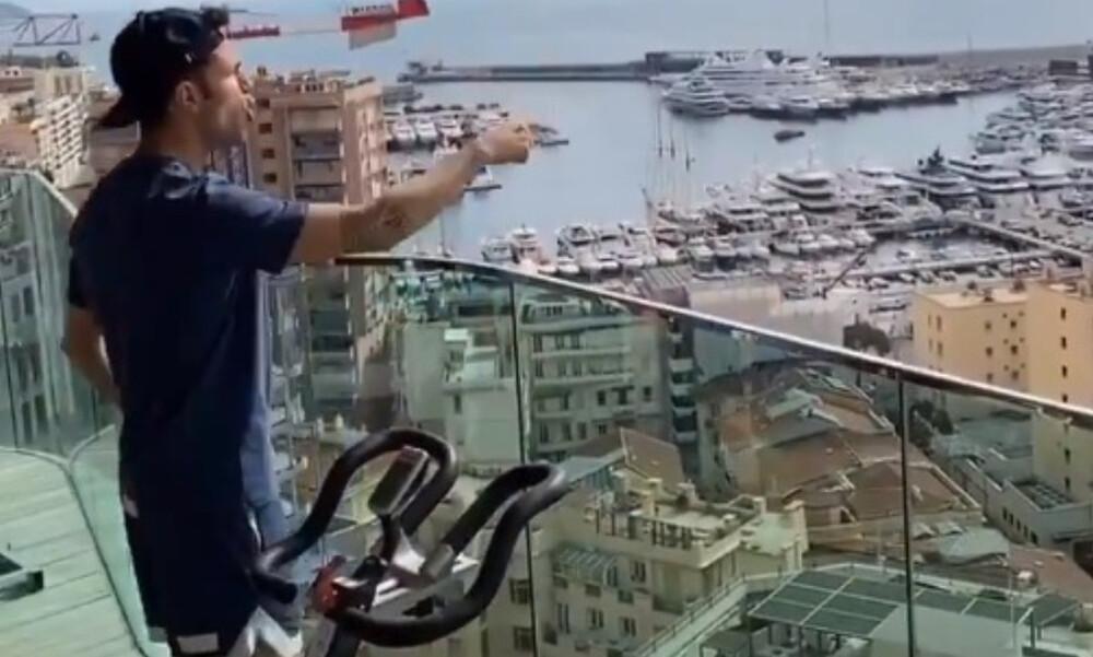 Χα χα θεούλης – Κορονοϊός: Κλάψαμε με Φάμπρεγας που… βρίζεται με γείτονες! (video)