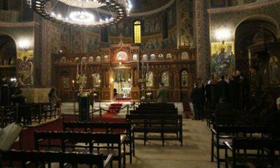 Κορονοϊός: Έκλεισε και τις εκκλησίες - Μπράβο στον Μητσοτάκη! 14