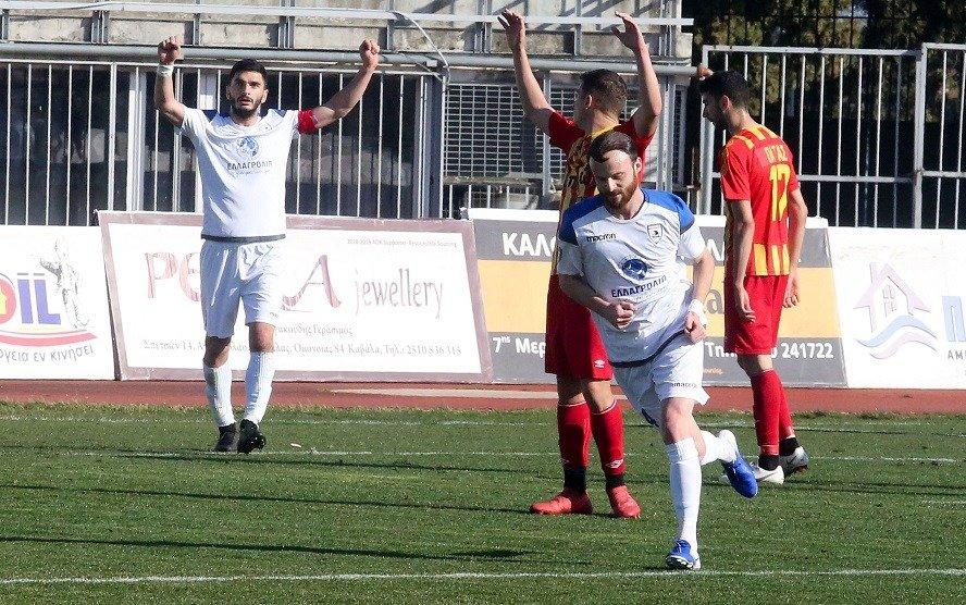 """""""Απάντησε"""" (και σε Αναστό) ο Δερμιτζάκης, 3-0 και τον Ιάλυσο η Καβάλα!"""