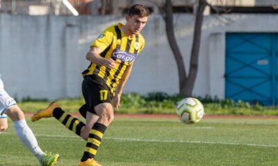 Διαιτητές Football League: O Κουκουλάς από Λέσβο στην Παραλία