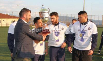 Ο τελικός Κυπέλλου Μεσσηνίας μέσα από το φακό του sportstonoto 18