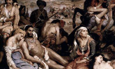 Επανάσταση 1821, ασθένειες
