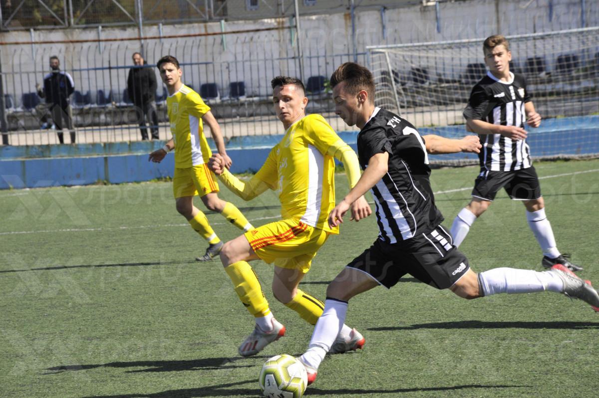 Νέοι Ιάλυσου – Νέοι Καλαμάτας 1-0: «Λυτρώθηκε» με Καρδούλια ο Ιάλυσος