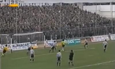 Καλαμάτα - ΑΕΚ 2-2, 1996