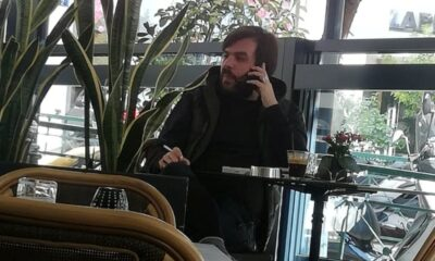 Καφεδάκι στο Κολωνάκι ο Κυριάκος Κυριάκος... (pic) 9