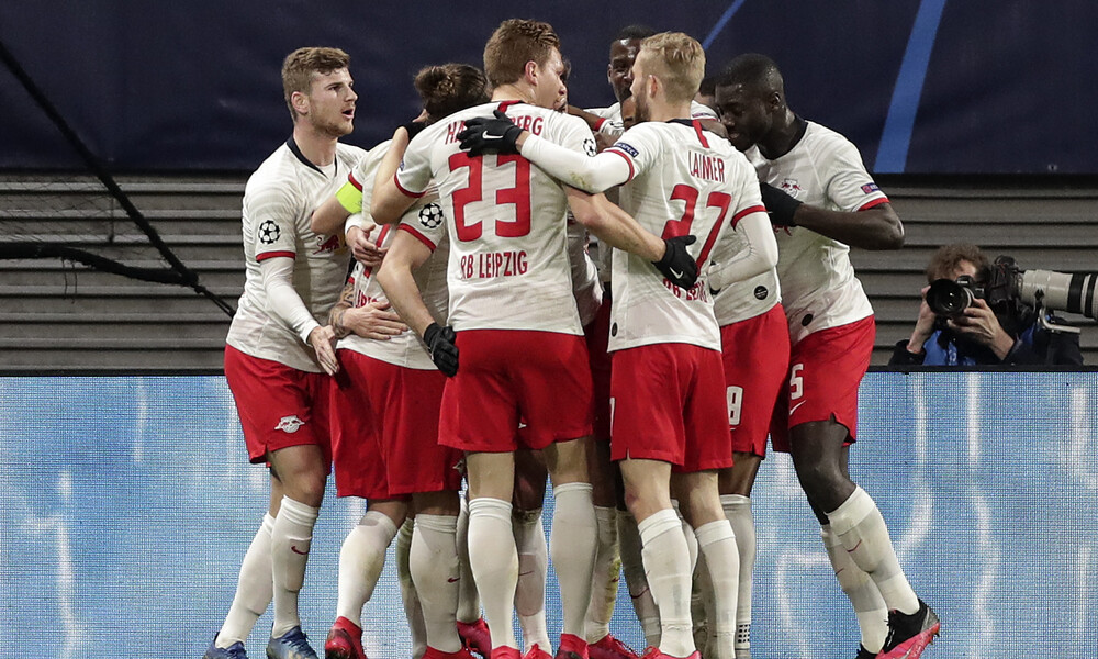 Λειψία-Τότεναμ 3-0: Με «περίπατο» συνεχίζει να ονειρεύεται