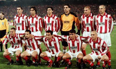 Ολυμπιακός 1998-99