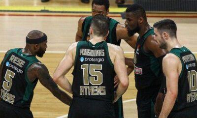 EuroLeague: Άκυρο το 0-20, σε νέα ημερομηνία το Βιλερμπάν – Παναθηναϊκός και οι αγώνες της Ζενίτ