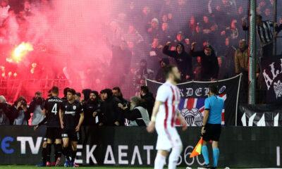 ΠΑΟΚ - Ολυμπιακός 3-2, Κύπελλο Ελλάδας
