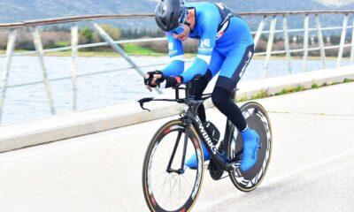 Σταμάτης και Πετρακόπουλος του Ευκλή στον ποδηλατικό αγώνα Zeus - Time Trial 2020 10