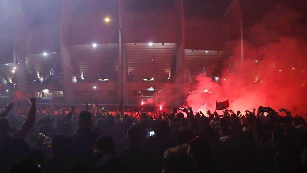 "Champions League: ""Κάηκε"" το Παρίσι για την πρόκριση της Παρί Σεν Ζερμέν (videos)"