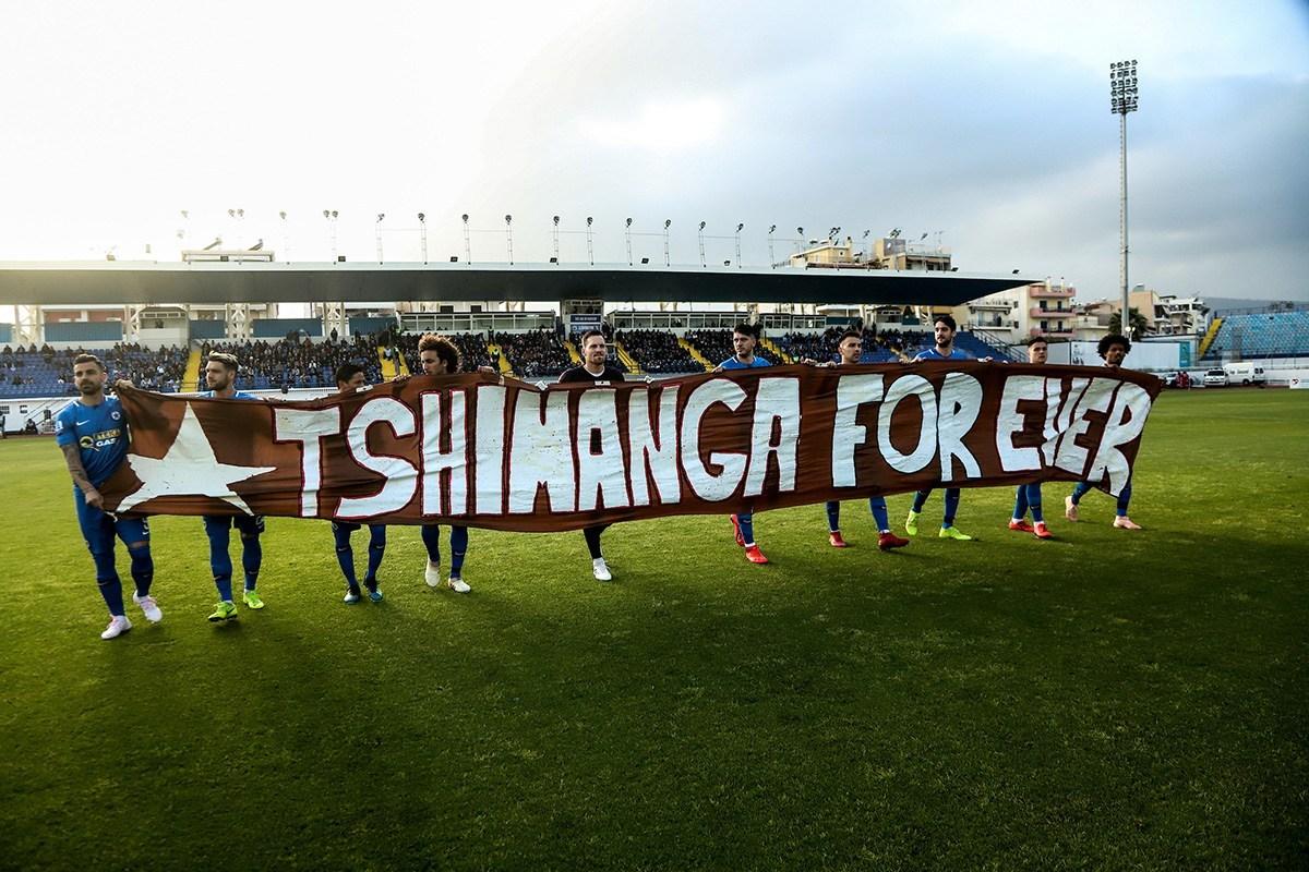 Μουκάντι Τσιμάνγκα: Είναι ακόμη μαζί μας… (photos)