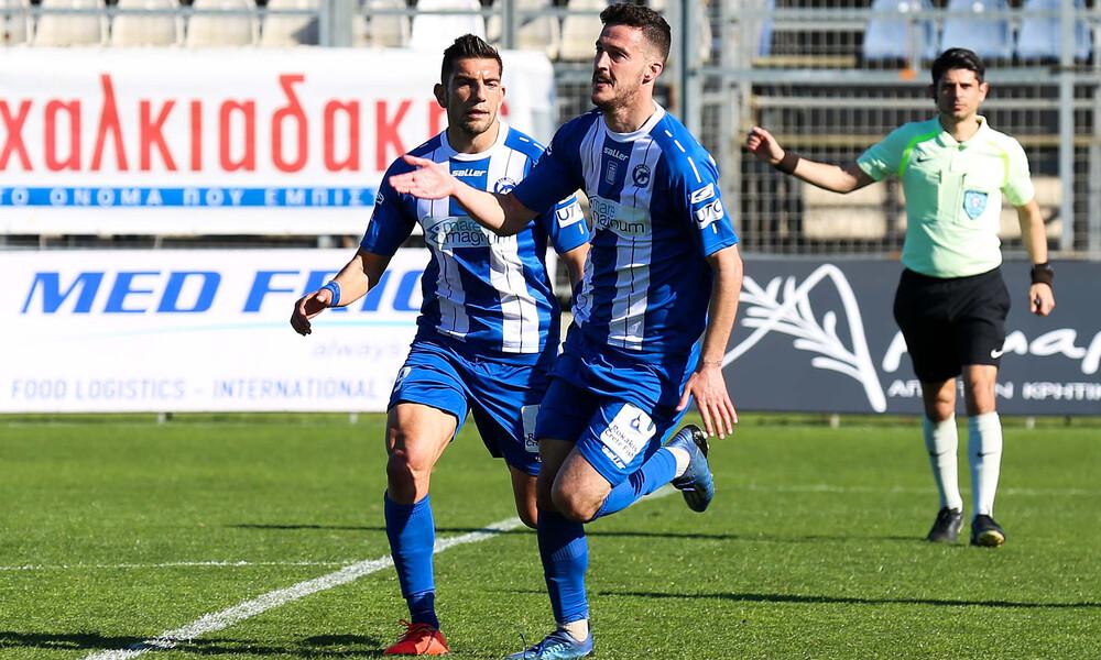 Super League 2: Νίκες για Απόλλωνα Σμύρνης, Χανιά