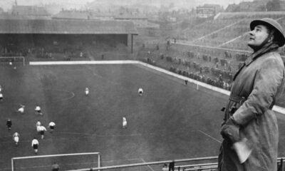 Οταν οι Αγγλοι έπαιζαν μπάλα… κανονικά, υπό την απειλή του Χίτλερ 7
