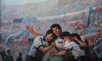 Το ποδόσφαιρο στη Βόρεια Κορέα, το έπος του '66 και οι ομάδες του στρατού 6