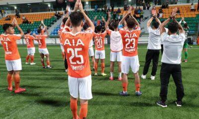 Το πρωτάθλημα Σιγκαπούρης είναι ό,τι πιο απίθανο ποδοσφαιρικό έχεις διαβάσει ποτέ 5