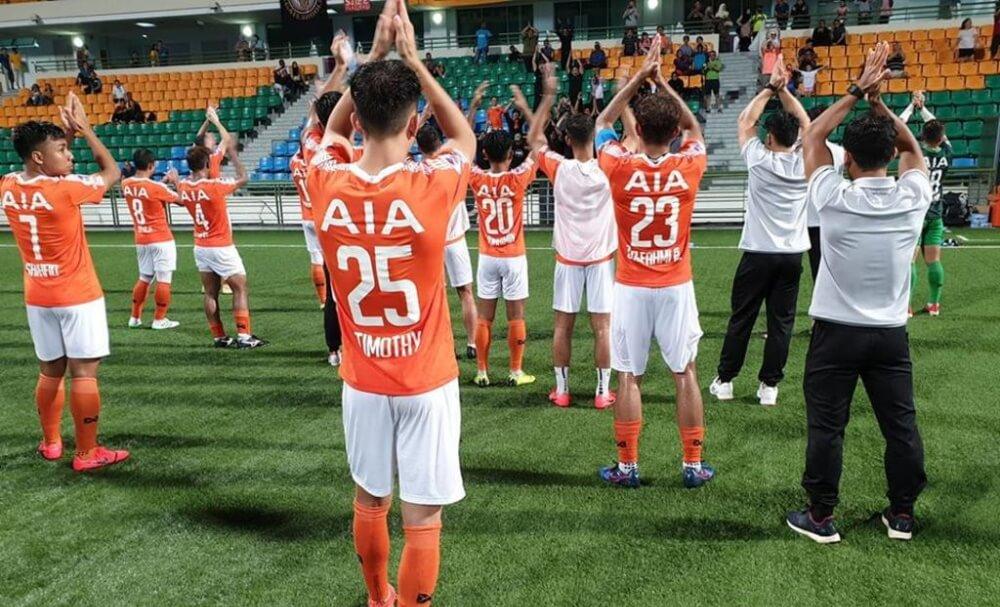 Το πρωτάθλημα Σιγκαπούρης είναι ό,τι πιο απίθανο ποδοσφαιρικό έχεις διαβάσει ποτέ