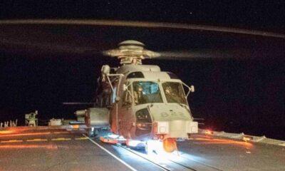 Tραγωδία στο Ιόνιο: Συνετρίβη το ελικόπτερο του ΝΑΤΟ με έξι επιβαίνοντες – Τουλάχιστον ένας νεκρός (+video) 6