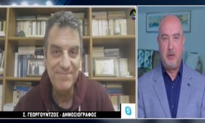 Σωτήρης Γεωργούντζος: Η Καλαμάτα, οι ξεχωριστές περιγραφές και η θητεία στη Λαμία (video) 5