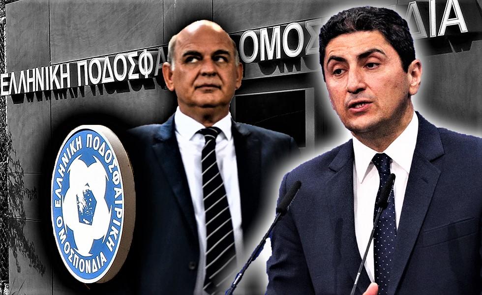 Ζητά από Αυγενάκη λεφτά για τα σωματεία η ΕΠΟ: Γιατί δεν δίνει αυτά της UEFA;