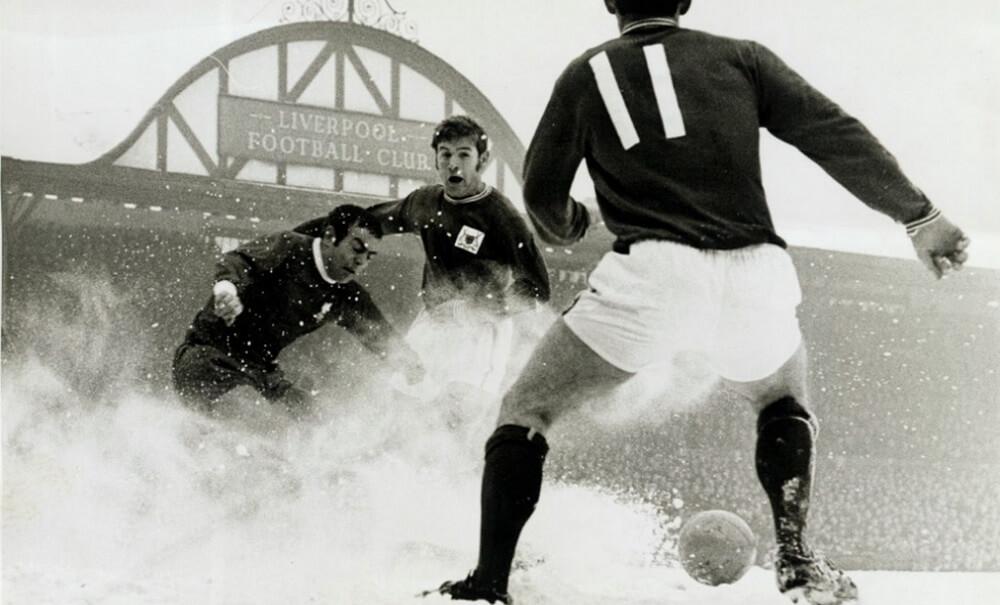Οι άλλες δύο φορές που το ποδόσφαιρο στην Αγγλία… πάγωσε. Κυριολεκτικά όμως.
