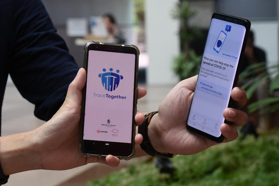 Κοροναϊός: Μάθε αν ήρθες σε επαφή με κρούσμα από το κινητό σου