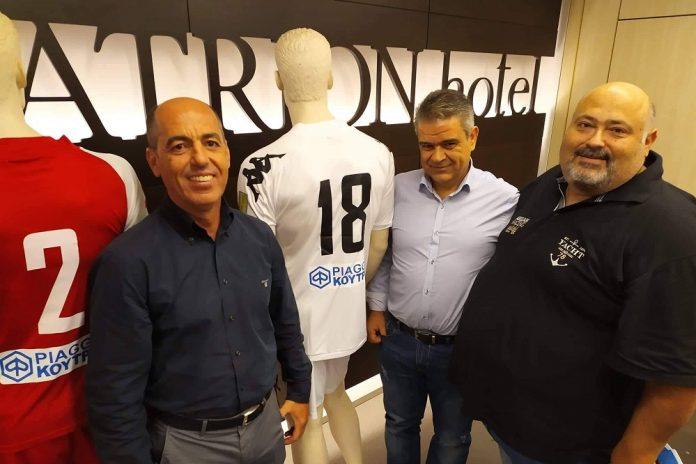 Νίκησε τον κοροναϊό ο πρόεδρος του Πόρου Γιάννης Ασσαριωτάκης