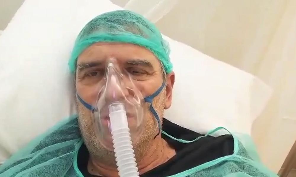 """Γεωργούντζος από το Ρίο: """"Είμαι καλά σας ευχαριστώ…"""" (video)"""