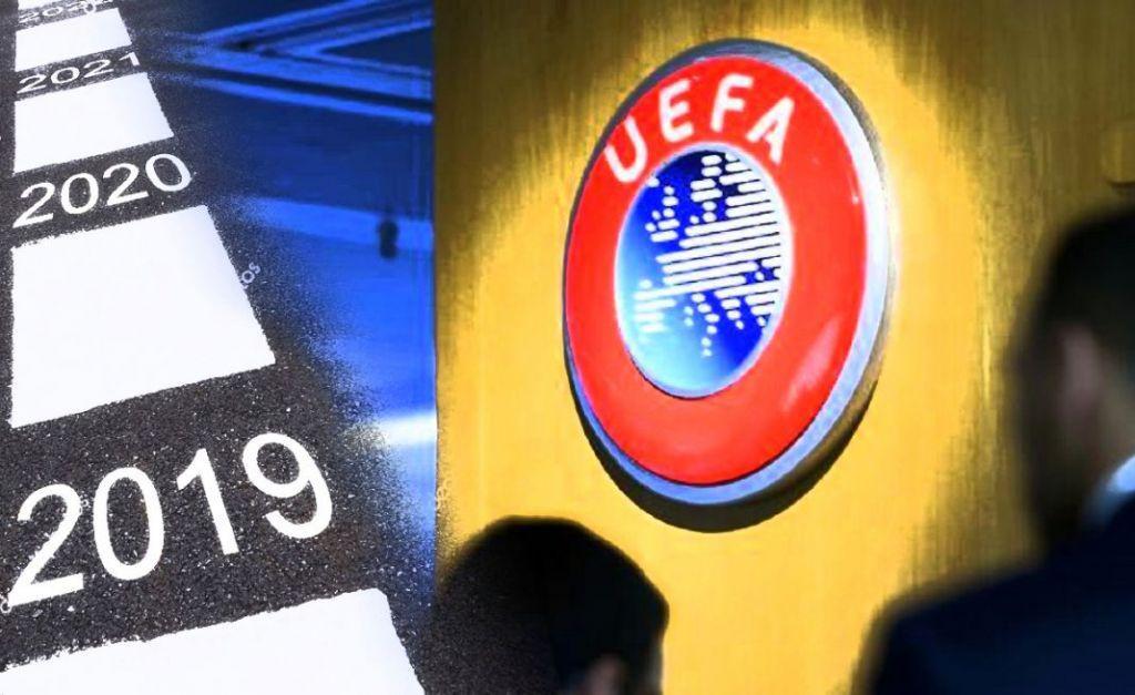 UEFA : Το σχέδιο να πραγματοποιηθούν δύο σεζόν… σε μία