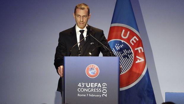 """Τσέφεριν: """"Το Champions και το Europa League πρέπει να τελειώσουν μέχρι τις 3 Αυγούστου"""""""