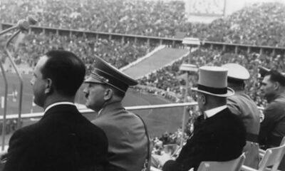 Η μόνη φορά που ο Χίτλερ πήγε σε αγώνα και ο ήρωας Λαντάουερ 17