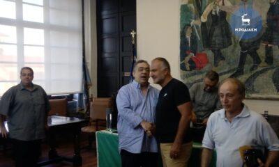 ΤΕΛΟΣ από Ρόδο και ο Μπουντόπουλος, νέα καρφιά από Βλάχο…