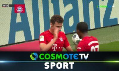 Γκολ και highlights από τους αγώνες της Bundesliga (video) 8