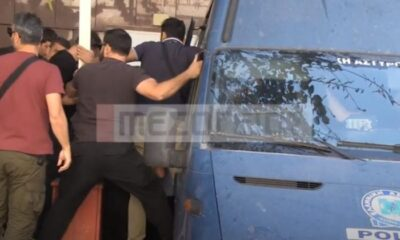 Eισαγγελέα οι συλληφθέντες, γνωστοί επαγγελματίες Καλαμάτας (+video)
