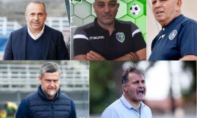 Οι πέντε πολυνίκεις προπονητές στην Γ' Εθνική 18
